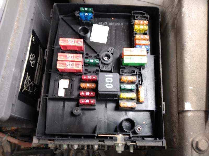 skoda superb estate fuse box fuse box skoda superb ii  3t4  2 0 tdi 1k0937125d b parts  fuse box skoda superb ii  3t4  2 0 tdi