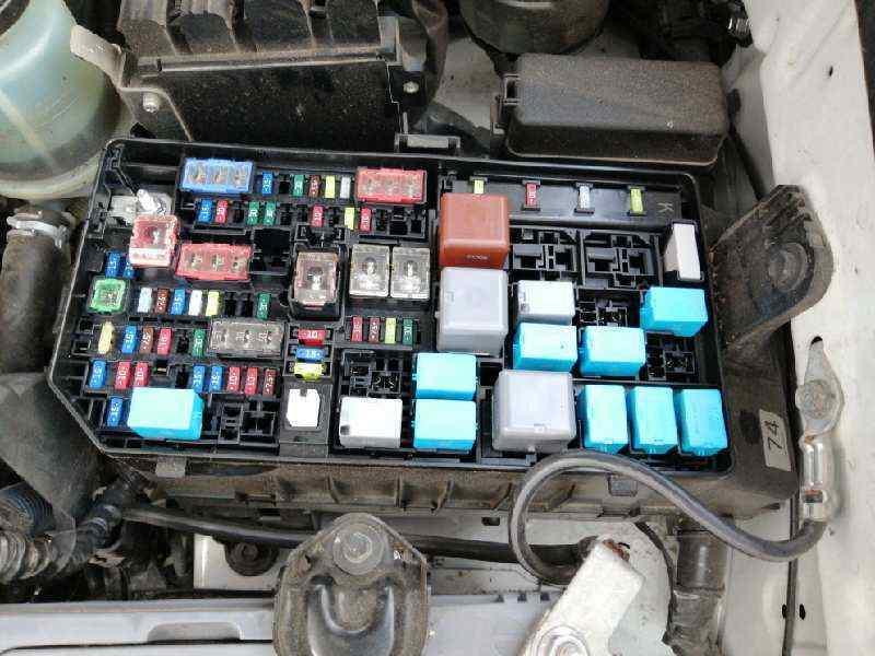 fuse box toyota land cruiser prado (_j15_) 3.0 d-4d (kdj155_, kdj150_)   b- parts  b-parts