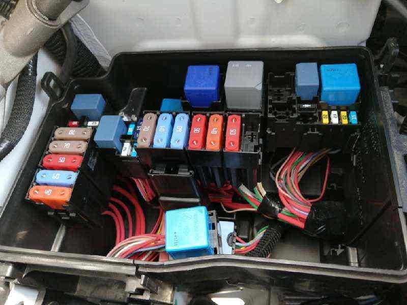 fuse box renault trafic iii van (fg_) 1.6 dci 120 (fgmb) | b-parts  b-parts