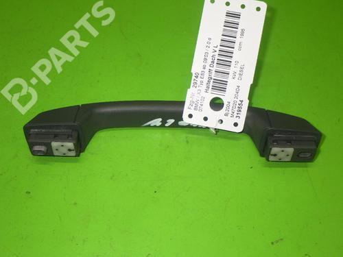 Interior door handle BMW X3 (E83) 2.0 d BMW: 51163418724 35176766