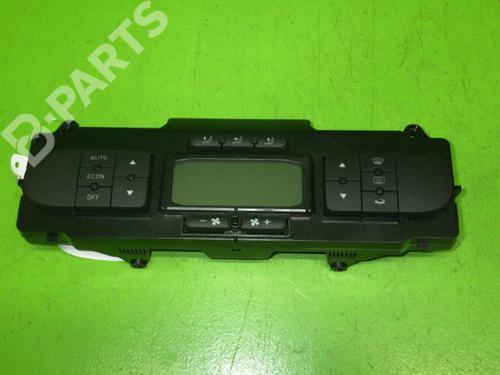 SEAT: 1P0907044D Comando chauffage LEON (1P1) 1.9 TDI (105 hp) [2005-2010]  6381771