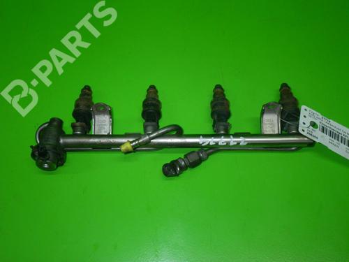 AUDI: 058133681 Fordelerrør A4 Avant (8D5, B5) 1.8 T quattro (150 hp) [1996-2001]  6373165