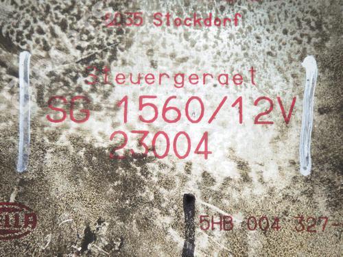 Control unit BMW 3 (E36) 318 i  35130961
