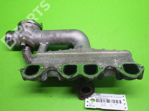 AUDI: 038129713B Grenrør Innsug A3 (8L1) 1.9 TDI (90 hp) [1996-2001]  6378023