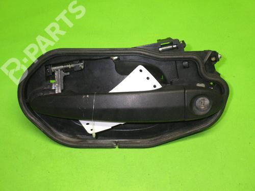 Front left exterior door handle BMW X3 (E83) 2.0 d BMW: 51217034451 35218665