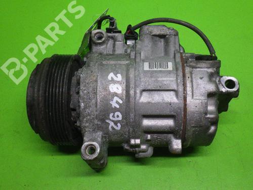 AC compressor BMW 1 (E81) 118 d BMW: 64526987862 35103292