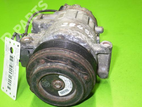 AC compressor BMW 1 (E81) 118 d BMW: 64526987862 35103293