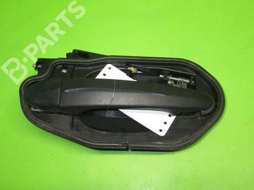 Exterior door handle BMW X3 (E83) 2.0 d BMW: 51213411278 35218662