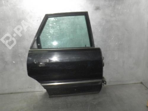 Tür rechts hinten 80 (89, 89Q, 8A, B3) 2.0 (112 hp) [1990-1991]  6647271