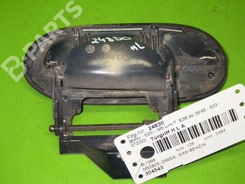 Rear left exterior door handle BMW 5 (E39) 523 i BMW: 51228245465 35102886