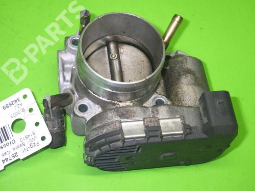 Throttle Body Vw New Beetle Convertible 1y7 1 6 B Parts