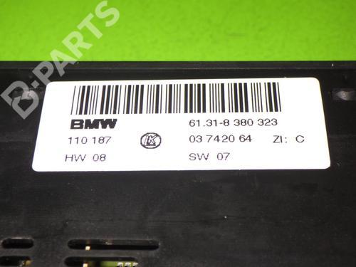 Electronic module BMW 5 (E39) 530 d BMW: 61318380323 35220026