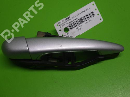 Exterior door handle BMW 3 (E46) 320 d  35254002
