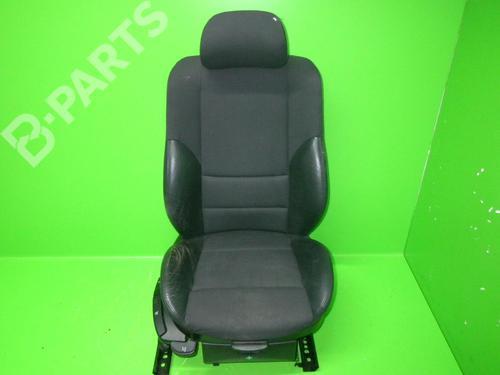 BMW: 52109071820 Sæde højre fortil 3 (E46) 318 i (118 hp) [1997-2001]  6366860