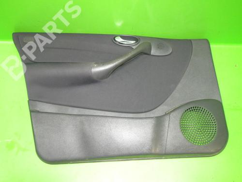MERCEDES-BENZ: 1687205370 Guarnecido puerta delantera izquierda A-CLASS (W168) A 170 CDI (168.009, 168.109) (95 hp) [2001-2004]  6610373
