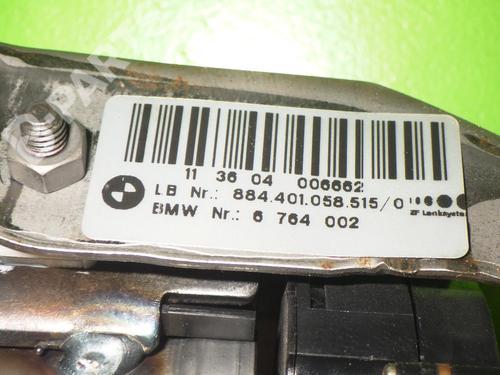 Steering column BMW X3 (E83) 2.0 d BMW: 6764002 35176808