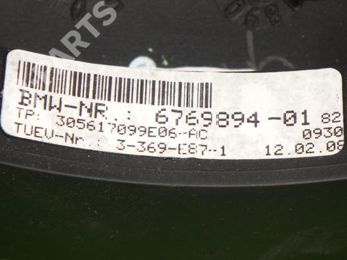 Steering wheel BMW 1 (E81) 118 d BMW: 6769894 35170121