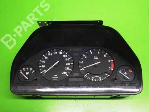 BMW: 13843849 Kombinert Instrument 5 (E34) 525 i (170 hp) [1988-1990]  6591811