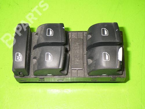 AUDI: 4F0959851 Mando elevalunas delantero izquierdo A6 Avant (4F5, C6) 2.0 TDI (140 hp) [2005-2008]  6383299