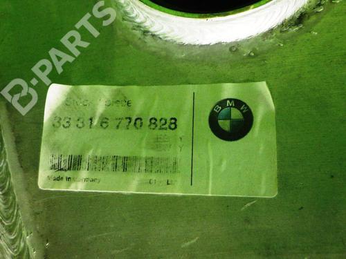 Rear axle BMW 5 (E60) 525 i BMW: 33316770828 35256060