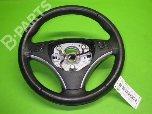 Steering wheel BMW 1 (E81) 118 d BMW: 6769894 35170116