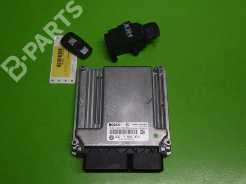 Control unit BMW 5 Touring (E61) 520 d BMW: 7803373 35127720