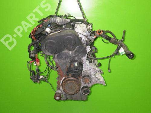 AUDI: 03G100033F Motor A4 Avant (8ED, B7) 2.0 TDI (140 hp) [2004-2008]  6389490