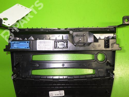 Climate control BMW 5 Touring (E61) 520 d BMW: 64119122398-01 35256015