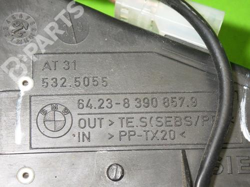 Heater blower motor BMW 3 Convertible (E36) 318 i BMW: 64238390857 35268468