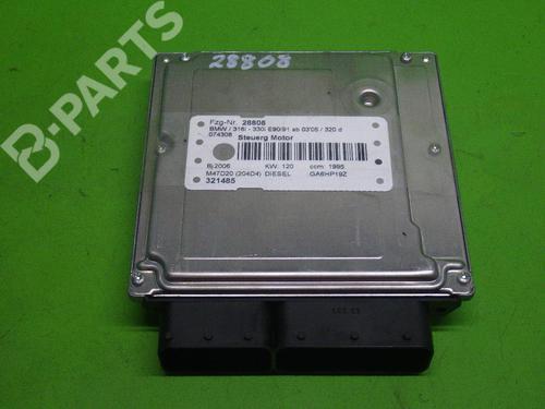 Control unit BMW 3 (E90) 320 d BMW: 7801711 35225309