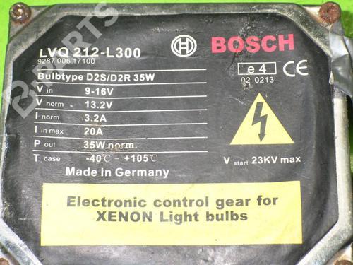 Lights ECU BMW 5 (E39) 520 i  35151916