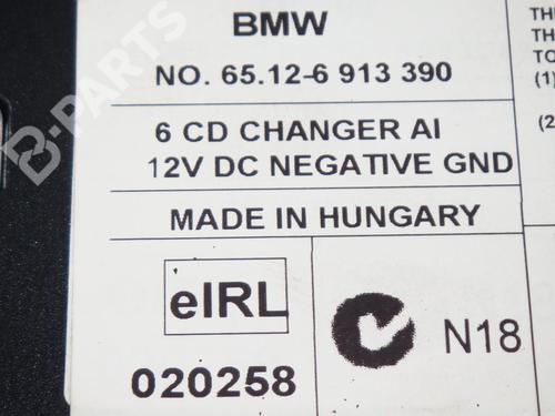 Radio BMW X3 (E83) 2.0 d BMW: 65126913390 35232704