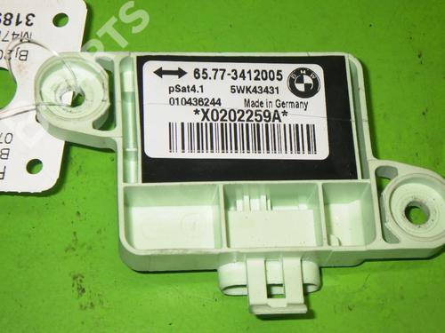Driver airbag BMW X3 (E83) 2.0 d BMW: 65773412005 35232727