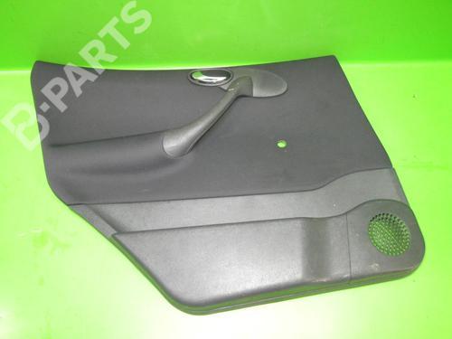 MERCEDES-BENZ: 1687306170 Guarnecido puerta trasera izquierda A-CLASS (W168) A 170 CDI (168.009, 168.109) (95 hp) [2001-2004]  6610374