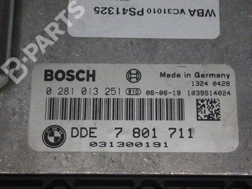 Control unit BMW 3 (E90) 320 d BMW: 7801711 35225312