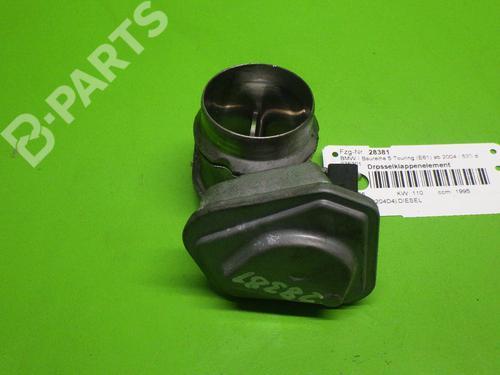 Throttle body BMW 5 Touring (E61) 520 d BMW: 11717804384 35253287