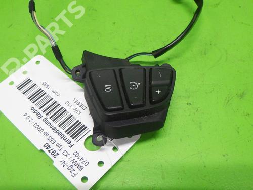 Radio BMW X3 (E83) 2.0 d BMW: 6929935 35176796