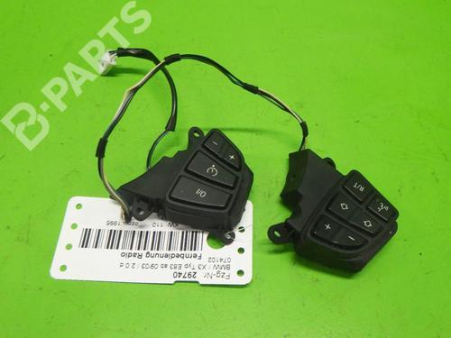 Radio BMW X3 (E83) 2.0 d BMW: 6929935 35176794