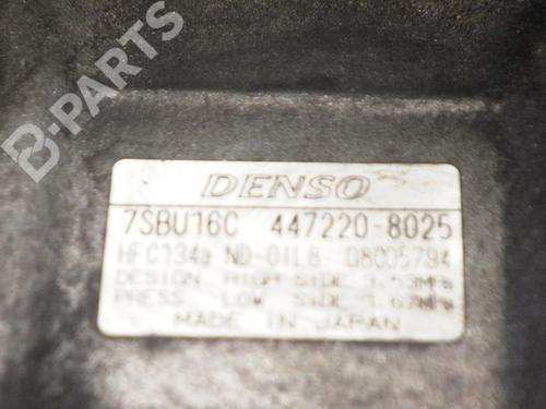 AC compressor BMW 5 (E39) 530 d BMW: 64526910459 35128738