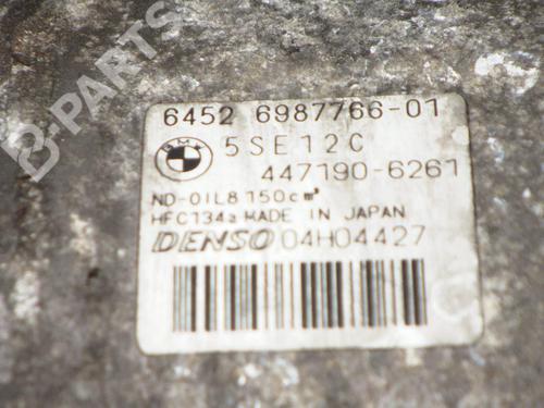 AC compressor BMW 3 (E90) 320 d BMW: 64526987766 35292638