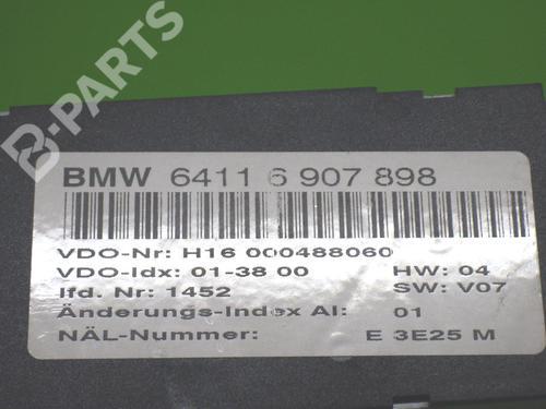 Climate control BMW 3 (E46) 320 d BMW: 64116907898 35254119