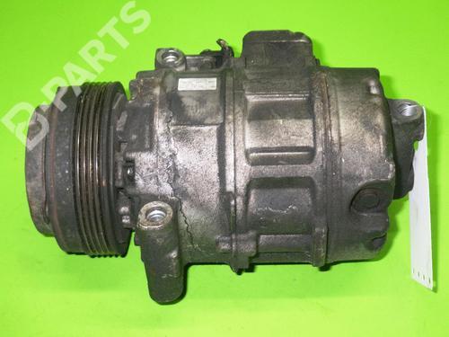 AC compressor BMW 5 (E39) 530 d BMW: 64526910459 35128735