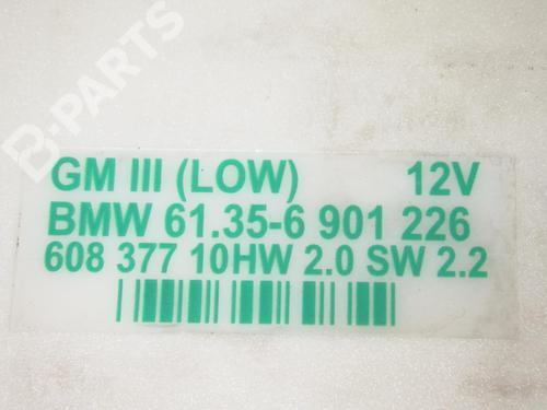 Control unit BMW 5 (E39) 523 i BMW: 61.35-6901226 35122050