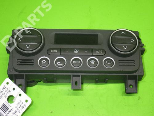 ALFA ROMEO: 1560547840 Commande Chauffage 159 (939_) 2.4 JTDM (939AXD12, 939AXD1B) (200 hp) [2005-2011]  6537422