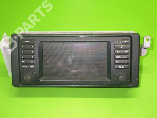 Display monitor BMW 5 (E39) 530 d BMW: 65526913387 35227347