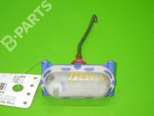 Bakluke lås 80 (8C2, B4) 2.0 (90 hp) [1991-1994]  6405753