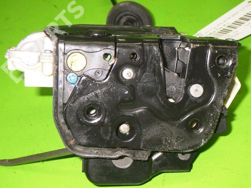 AUDI: 4F0839015 Venstre bagtil lås A6 (4F2, C6) 2.7 TDI (180 hp) [2004-2008]  6667392