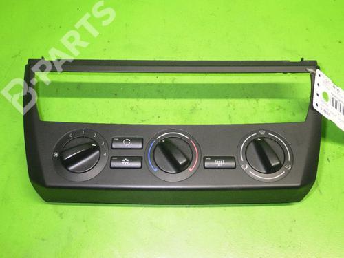Climate control BMW X3 (E83) 2.0 d BMW: 64113417446 35232808