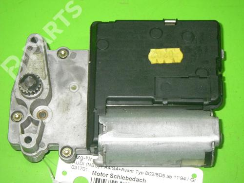 AUDI: 8D0959591B Taklukemotor A4 Avant (8D5, B5) 1.8 (125 hp) [1996-2001]  6347487