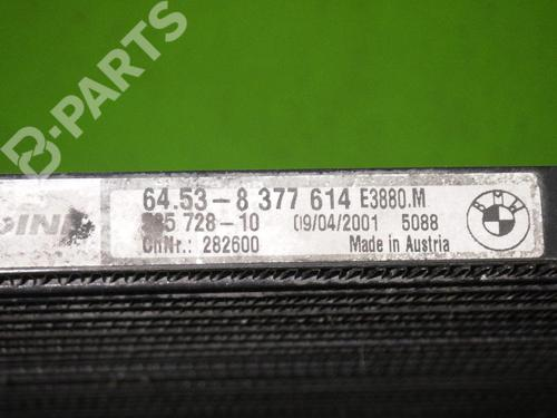 AC radiator BMW 3 (E46) 318 i BMW: 64538377614 35162642